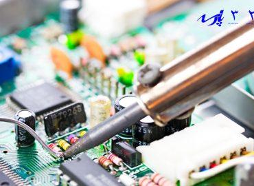 آموزش تعمیرات بردهای الکترونیکی ، آموزش مجازی تعمیرات مهندسی معکوس و تعمیرات بردهای الکترونیکی