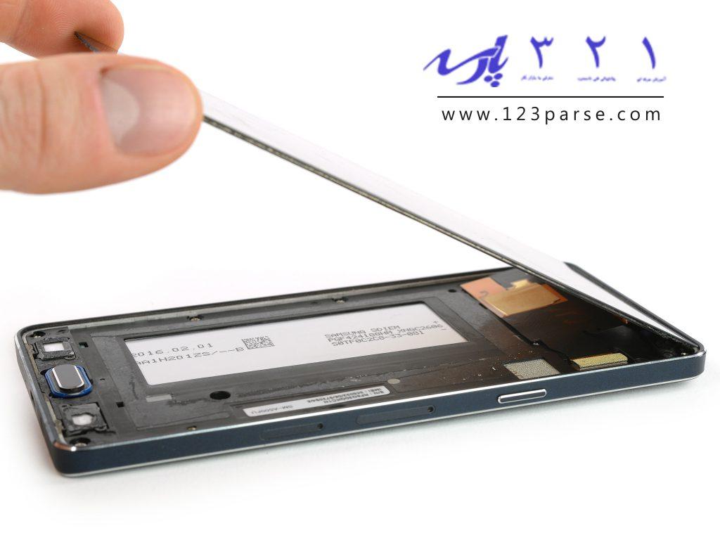 آموزش باز و بسته کردن گوشی آیفون Xs-آموزش تعمیرات موبایل رایگان