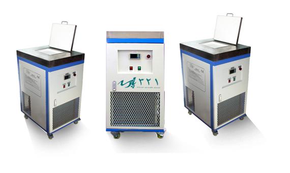 دستگاه فریزنیتروژنی