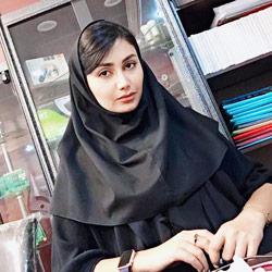 خانم هانیه احمدمنش